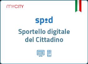SPID - Sportello Digitale del Cittadino